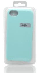 Mobilnet silikónové puzdro pre Apple iPhone 7/8, zelená