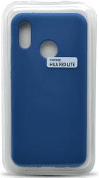 Mobilnet silikónové puzdro pre Huawei P20 Lite, modrá
