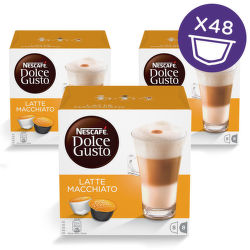 Nescafé Dolce Gusto Latte Macchiato (48ks)