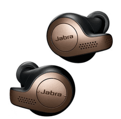 Jabra Elite 65t hnedo-čierne