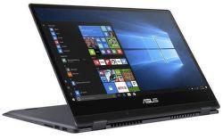 Asus VivoBook Flip TP412UA-EC058T sivý
