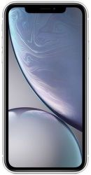 Apple iPhone Xr 128 GB White biely