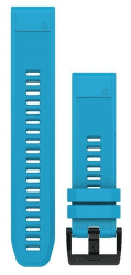Garmin QuickFit 22 remienok, svetlo modrý