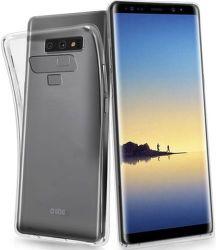 SBS Skinny silikónové puzdro pre Samsung Galaxy Note 9, transparentné