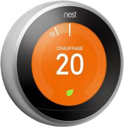 Google Nest 3. generácia termostat