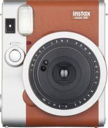 Fujifilm Instax Mini 90 set hnedý