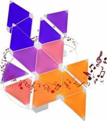 Nanoleaf Light Panels Rhythm Smarter Kit 15 ks