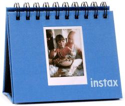 Fujifilm Instax Twin Mini Flip Album, kobaltovo modrá