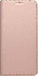 Mobilnet Metacase knižkové puzdro pre Samsung Galaxy A6 2018, ružová