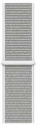Apple Watch 44mm remienok Sport Loop, biela