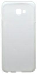 Mobilnet gumené puzdro pre Samsung Galaxy J4+, transparentná