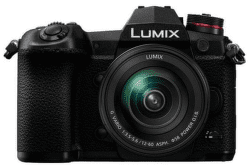 Panasonic Lumix DC-G9 čierny + Lumix G Vario 12-60 mm f/3,5-5,6 ASPH. Power O.I.S.