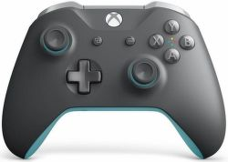 Microsoft Xbox One Wireless Controller sivo-modrý