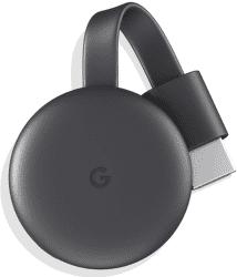 Google Chromecast 3 čierne