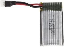 UGO Fen UDR-1001BB, Akumulátor