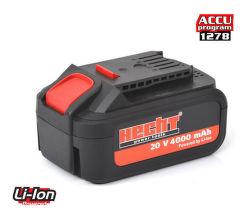HECHT 001278B akumulátor 20V/4,0AH