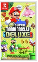 New Super Mario Bros. U Deluxe - Nintendo Switch hra