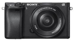 Sony Alpha 6300 čierny + 16-50 OSS