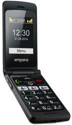 Emporia Flip Basic čierny