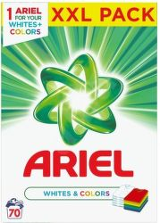 ARIEL Whites & Colors 5,25 kg (70 praích dávok)