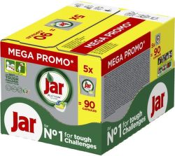 Jar Platinum All in One MEGABOX 90ks