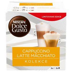 Nescafé Dolce Gusto Cappucino&Latte Machiatto Mix Box (16ks)