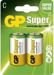 GP Super LR14 (C), 2 ks