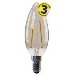 EMOS LED VNT CANDLE WW+ 2W E14