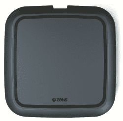 Zens bezdrôtová nabíjačka 10 W, čierna