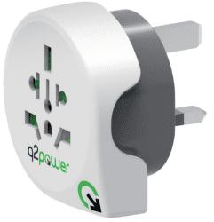 Q2 Power World - UK, cest. adaptér