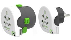 Q2 Power Qdapter 360 USB, cest. adaptér