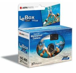 Agfa LeBox Ocean jednorazový fotoaparát