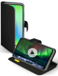 SBS Book Sense puzdro pre Huawei P30 Lite, čierna