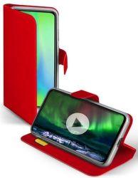 SBS Book Sense puzdro pre Huawei P30, červená