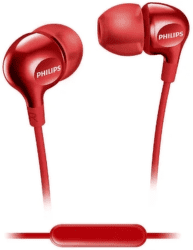 Philips Big Bass SHE3555 červené
