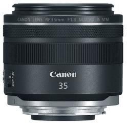 Canon RF 35mm F1.8 Macro IS STM