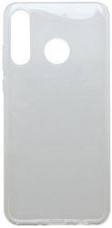 Mobilnet gumené puzdro pre Huawei P30 Lite, transparentné