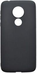 Mobilnet gumené puzdro pre Motorola Moto G7 Power, čierna