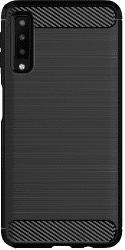 Winner Carbon puzdro pre Samsung Galaxy A50, čierna