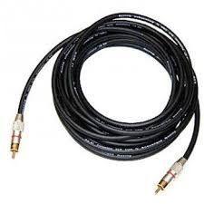 AQ W 1 2m kábel pre subwoofer