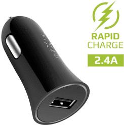 Fixed autonabíjačka USB 2,4 A, čierna
