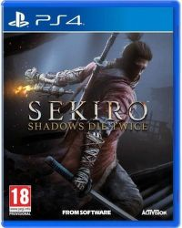 Sekiro: Shadows Die Twice PS4 hra