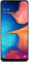Samsung Galaxy A20e 32 GB biely
