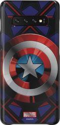 Samsung Marvel puzdro pre Samsung Galaxy S10, Captain America