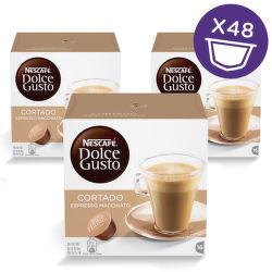 Nescafé Dolce Gusto Cortado (48ks)