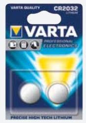 VARTA CR2032 Electronics Lithium 3,0V 2x