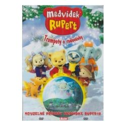 DVD F - Medvedík Rupert č. 4 - Trampoty a radovánky (pošetka)