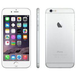 Apple iPhone 6 16 GB striborný