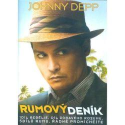 DVD F - Rumový deník