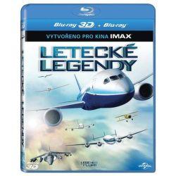 BD F - Letecké legendy 3D